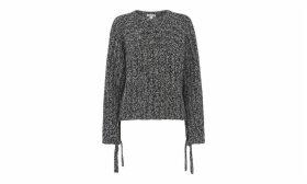 Tie Sleeve Knit