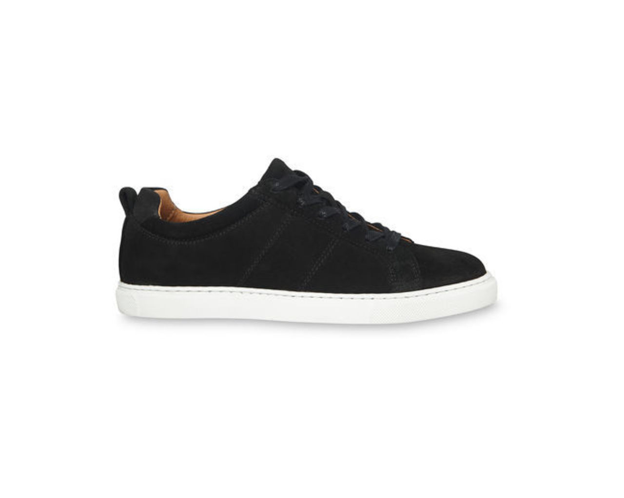 Koki Suede Lace up Trainer
