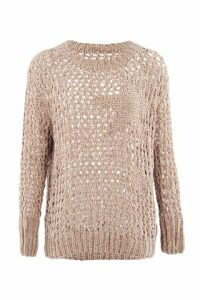 Eyelash Knit Jumper