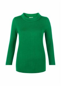 Anastasia Sweater Apple Green