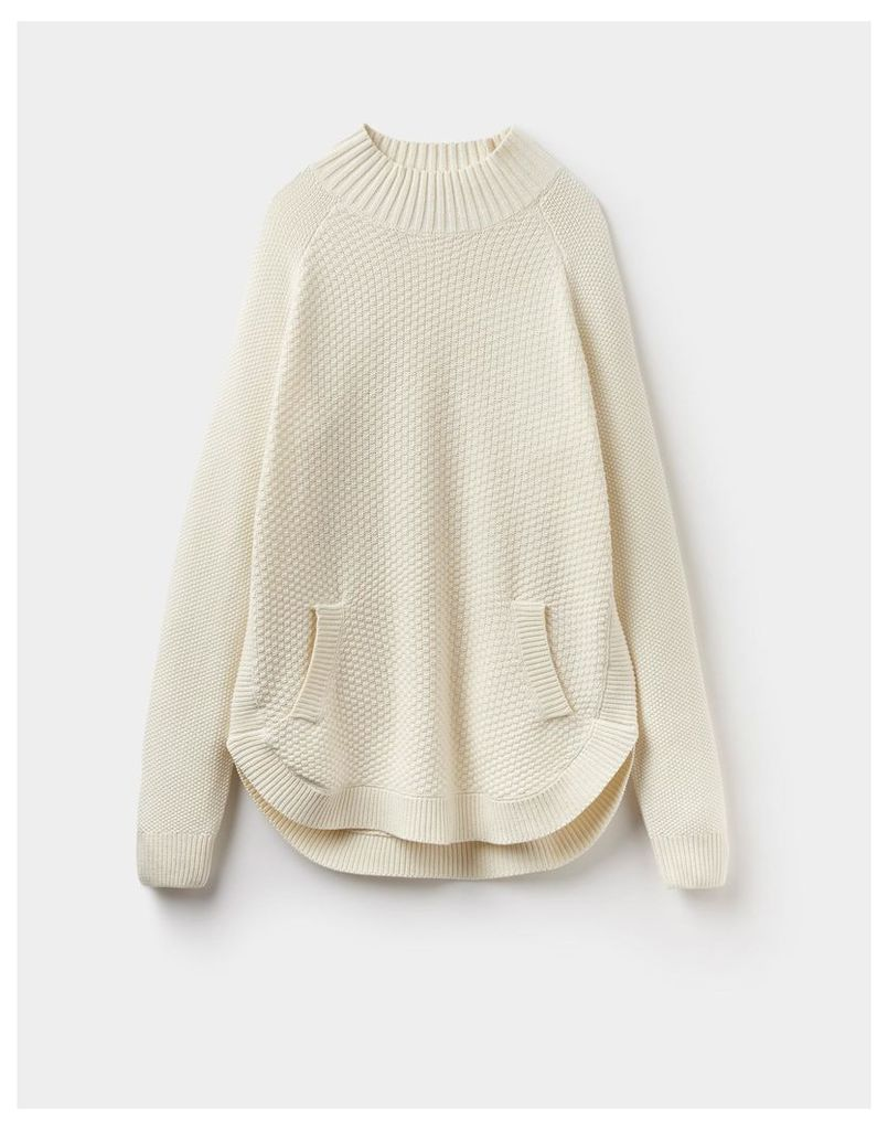 Cream 124357 Womens Jumper  Size 14 | Joules UK