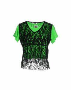 FOLLOW US TOPWEAR T-shirts Women on YOOX.COM