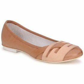 Marithé   Francois Girbaud  BOOM  women's Shoes (Pumps / Ballerinas) in Brown