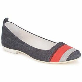 Marithé   Francois Girbaud  BRUMES  women's Shoes (Pumps / Ballerinas) in Grey