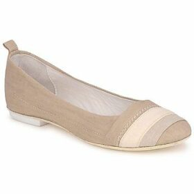 Marithé   Francois Girbaud  BRUMES  women's Shoes (Pumps / Ballerinas) in Beige