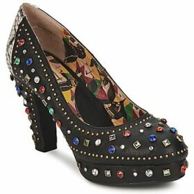 Miss L'Fire  SHOWGIRL  women's Court Shoes in Black