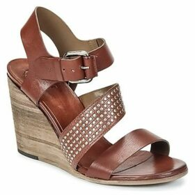 OXS  SPORT-335  women's Sandals in Brown