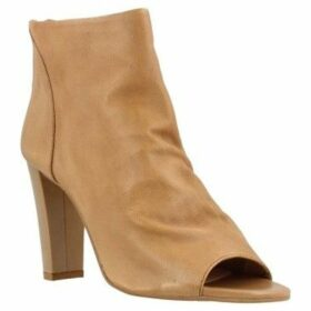 Elvio Zanon  XB1503X  women's Low Ankle Boots in Brown