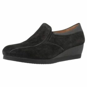 Stonefly  FRANCY 2 GOAT  women's Loafers / Casual Shoes in Black