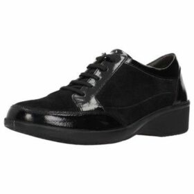 Stonefly  PASEO II  women's Shoes (Trainers) in Black