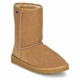 Les Tropéziennes par M Belarbi  SNOW  women's Mid Boots in Brown