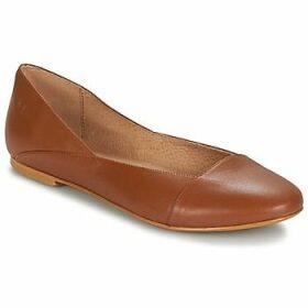 Casual Attitude  TOBALO  women's Shoes (Pumps / Ballerinas) in Brown