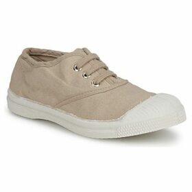 Bensimon  TENNIS LACET  women's Shoes (Trainers) in Beige