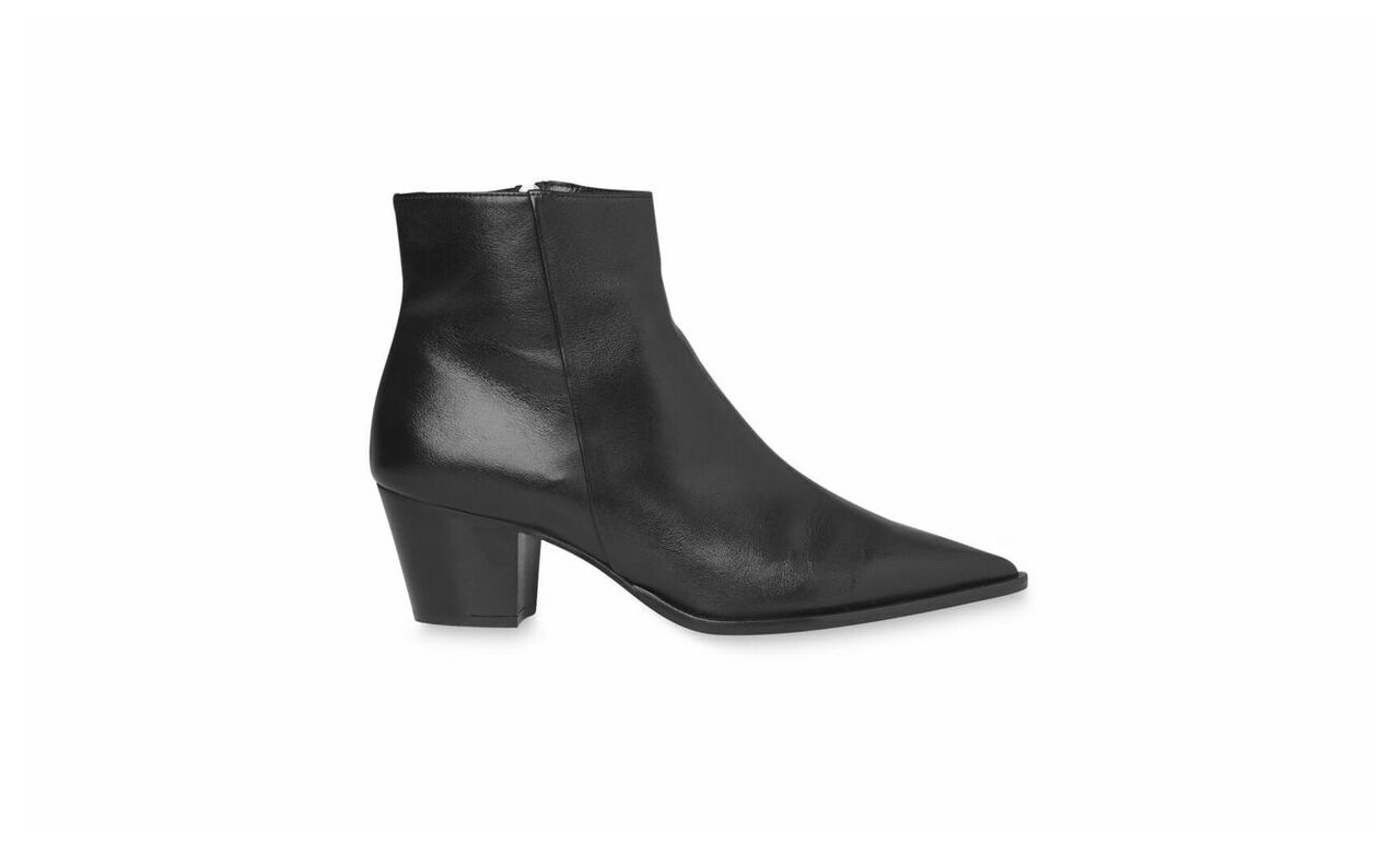 Moxon Stud Detail Ankle Boot