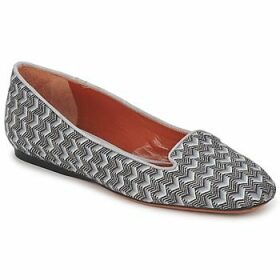 Missoni  WM079  women's Loafers / Casual Shoes in Grey