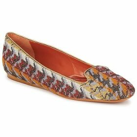 Missoni  WM004  women's Loafers / Casual Shoes in Multicolour