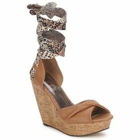 Ravel  JEMMA  women's Sandals in Brown