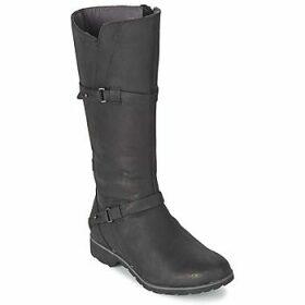 Teva  DE LA VINA  women's High Boots in Black