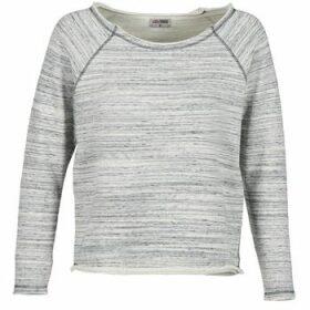 Yurban  FLIMANE  women's Sweatshirt in Grey