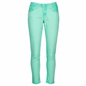 Levis  Modern demi Curve Ankle Skinny  women's Skinny Jeans in Green