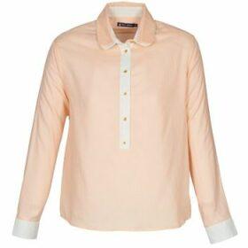 Petit Bateau  FILAO  women's Shirt in Pink