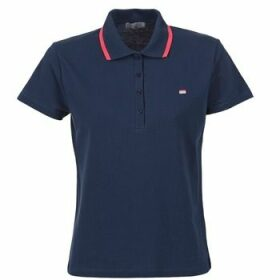 Casual Attitude  EPIDOU  women's Polo shirt in Blue