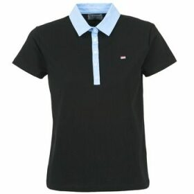 Casual Attitude  EPIDOL  women's Polo shirt in Black