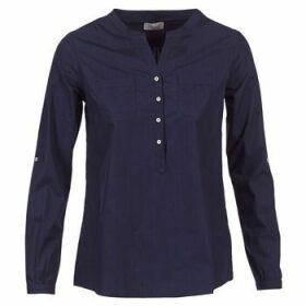 Casual Attitude  FARANDOLE  women's Shirt in Blue