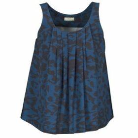 Lola  CUBA  women's Blouse in Blue