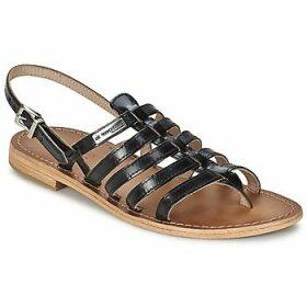 Les Tropéziennes par M Belarbi  HERISSON  women's Sandals in Black