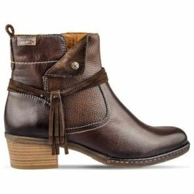 Pikolinos  -  women's Low Ankle Boots in Brown