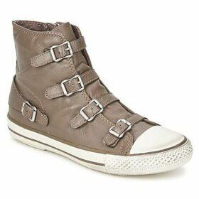 Ash  VIRGIN  women's Shoes (High-top Trainers) in Beige
