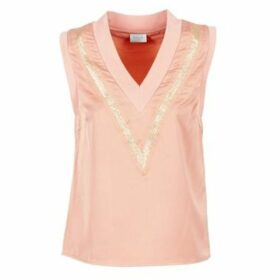 Vila  VIANNABELLE  women's Blouse in Pink