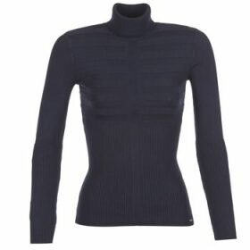 Morgan  MENTOS  women's Sweater in Blue