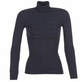 Morgan  MENTOS  women's Sweater in Blue