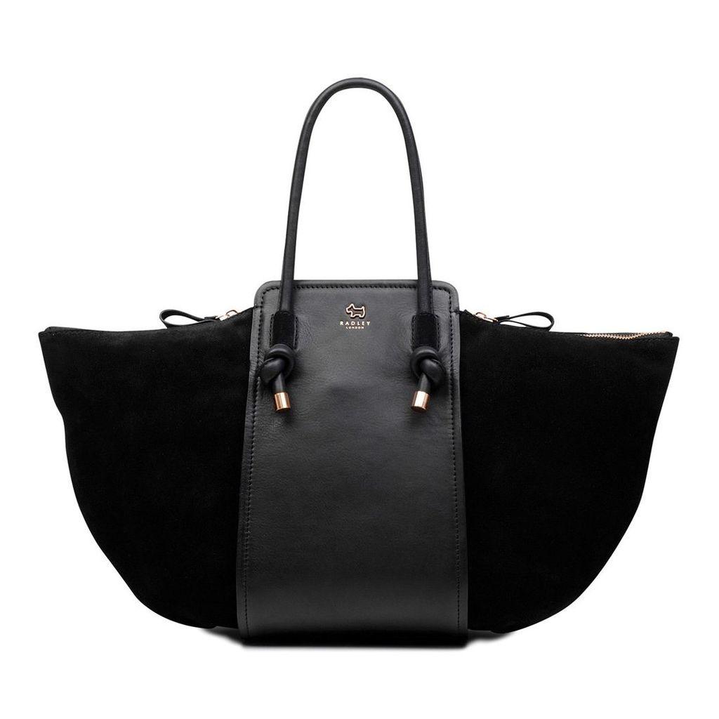 Radley London Bliss Crescent Large Zip-Top Grab Bag