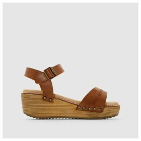 Casidi Wedge Heel Sandals