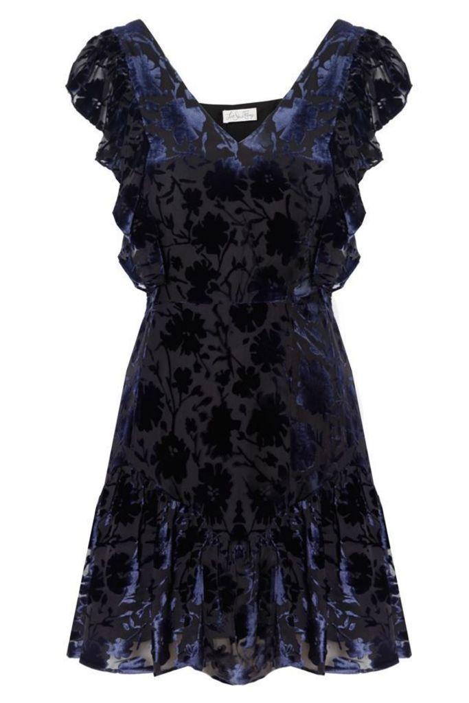 Alanis Dress Midnight