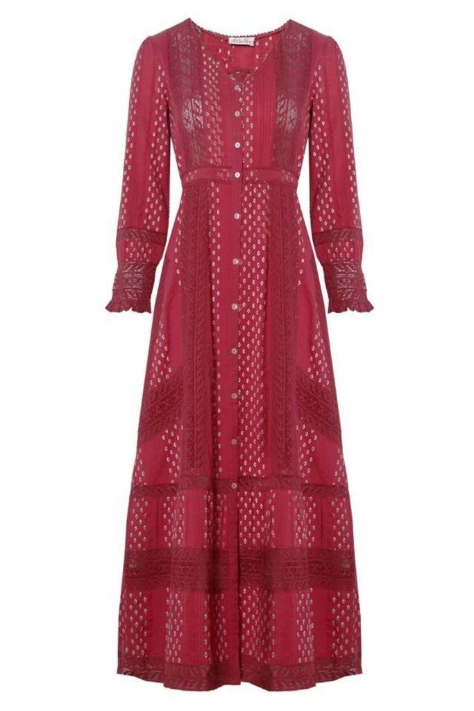 Victorian Maxi Dress