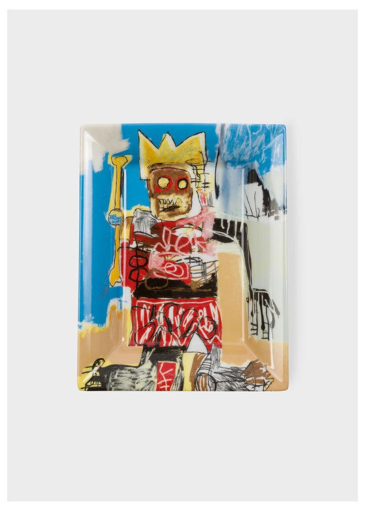 Untitled 1982 - Jean-Michel Basquiat - Limoges Porcelain Tray
