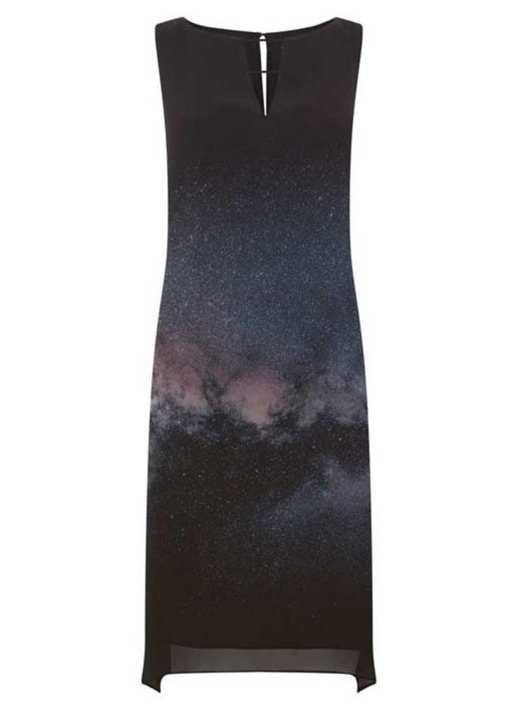 Meagan Print Shift Dress
