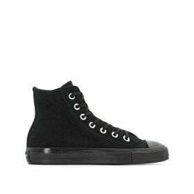 CTAS Mono Plush Suede Hi High-Top Trainers