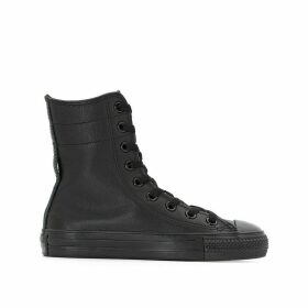 CT Hi Rise Xhi Leather High Top Trainers