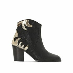 Dolly Burn Ankle Boots