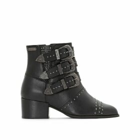 Waterloo Rock Ankle Boots