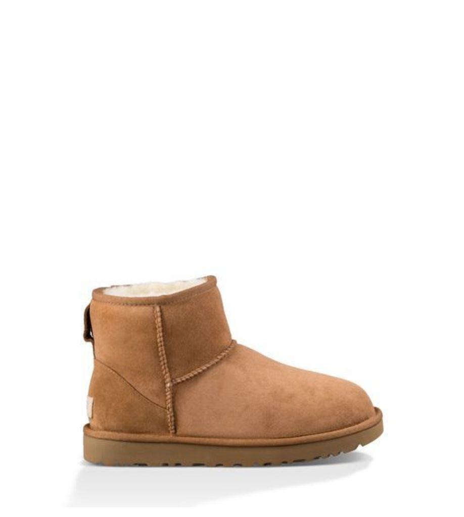 UGG Classic Mini Ii Womens Boots Chestnut 5