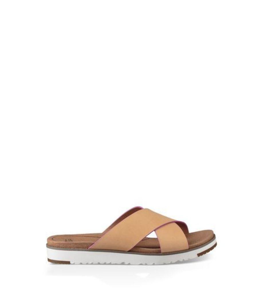 UGG Kari Womens Sandals Natural 5.5