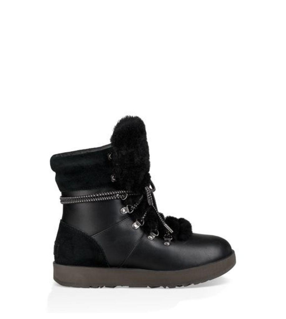 UGG Viki Waterproof Womens Boots Black 3