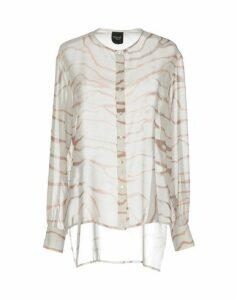 MEM.JS SHIRTS Shirts Women on YOOX.COM