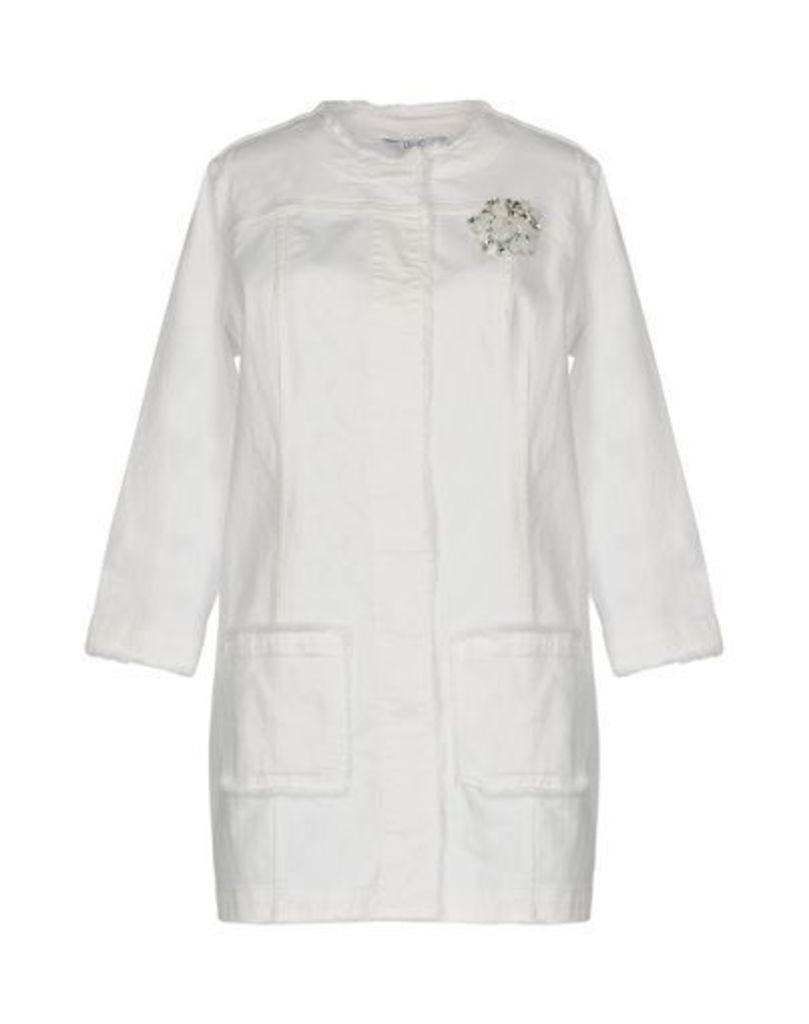 LIU •JO DENIM Denim outerwear Women on YOOX.COM
